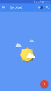 Čistý Inbox