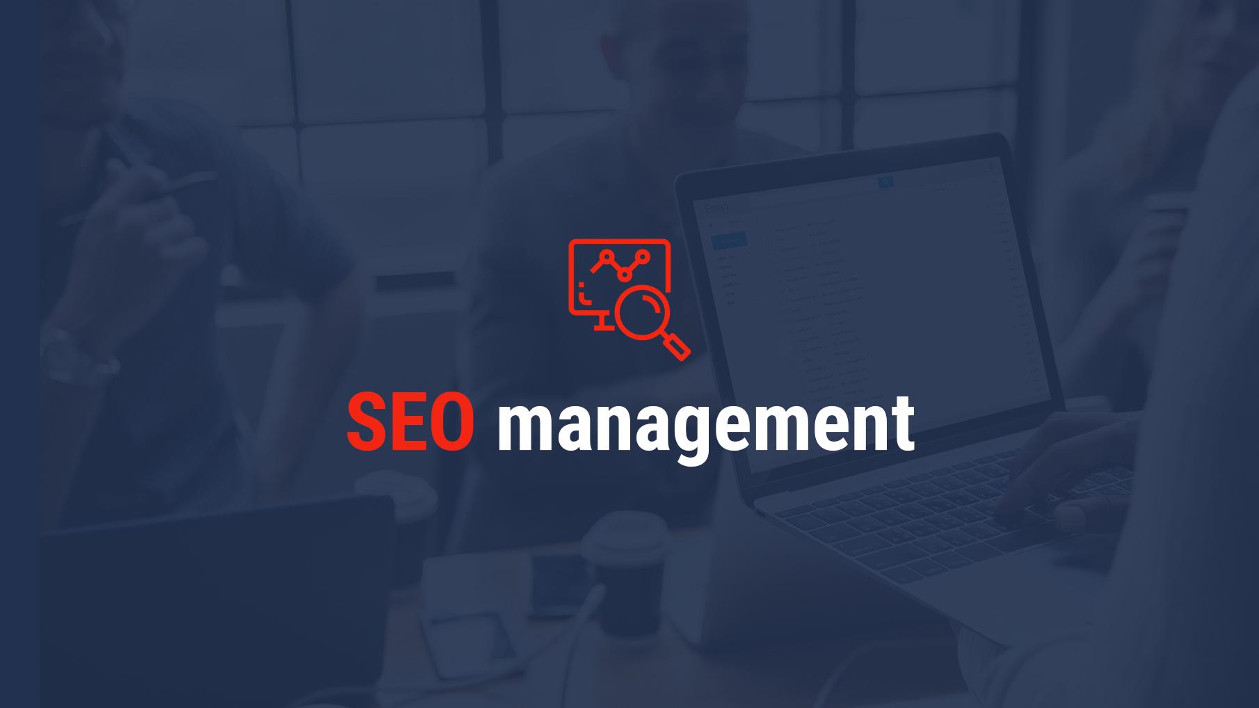 SEO A Tvorba Webu Z Pohledu Manažera