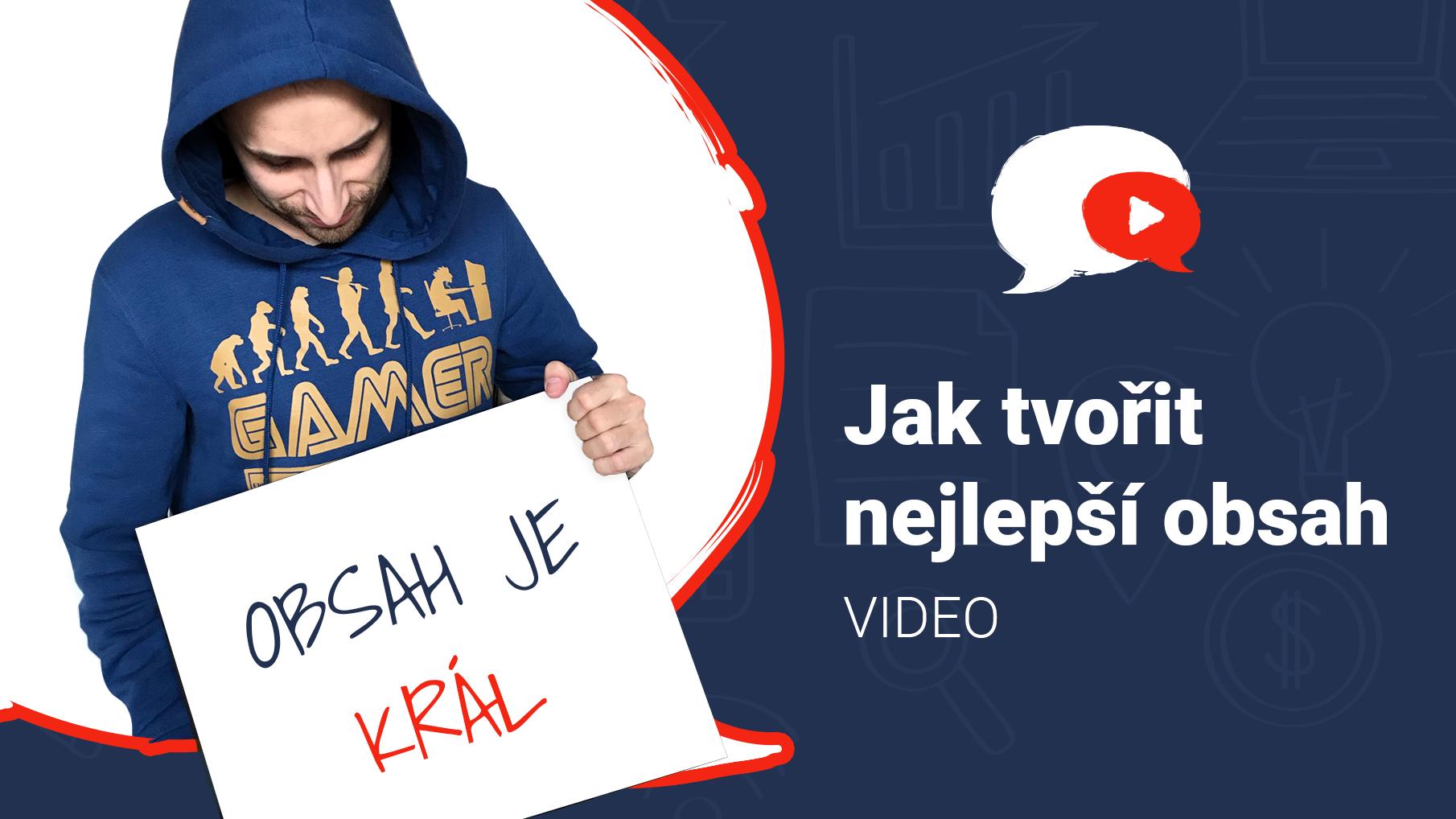 Milan Zeman - Jak Tvořit Nejlepší Obsah (video)